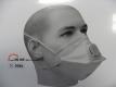 10 X Feinstaubfiltermaske FFP2 Atemwegsschutz Staubfiltermaske Schutzmaske