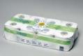 Palette 1296 Rollen Toilettenpapier 3-lagig, weiß, 250 Blatt, WC Putzpapier