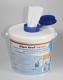 Spendereimer mit 1er Vliestuchrolle Reinigungstücher Spendersystem